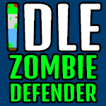 Idle Zombie Defender - Tap and Stop the Horde 1.10d