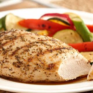 Italian Herb Chicken.