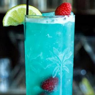 Blue Raspberry Cooler