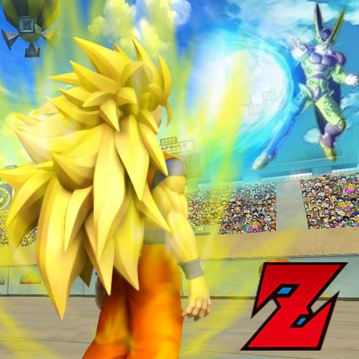 Goku Super Saiyan Dragon Battle 2017