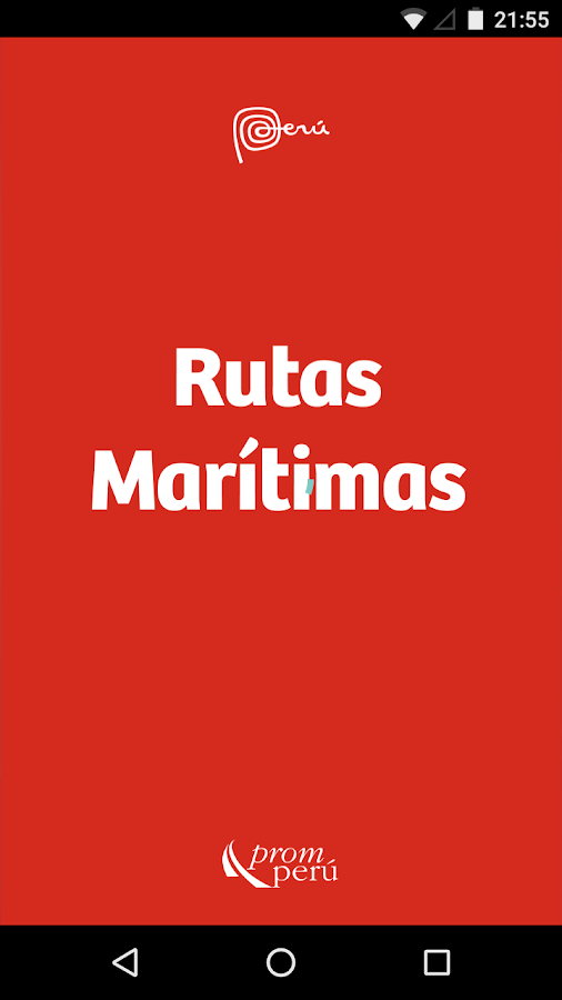 Rutas Marítimas- screenshot