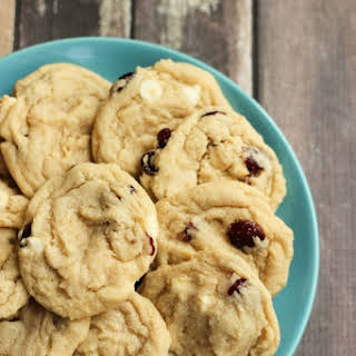 Cherry Vanilla Cookies.