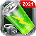 Green Battery Saver, Booster, Cleaner, App Lock icon