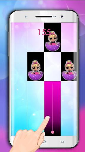 Lol Surprise Piano Dolls Eggs 2.0 screenshots 1