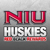 NIU HUSKIES RED-BLACK Rewards