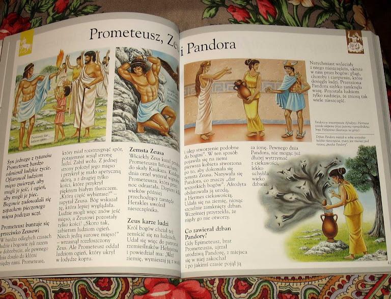 Odkrywanie świata. Mitologie