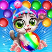 Bubble Pop Cat
