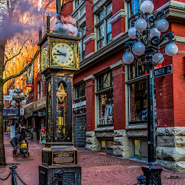 by P Murphy - City,  Street & Park  Historic Districts