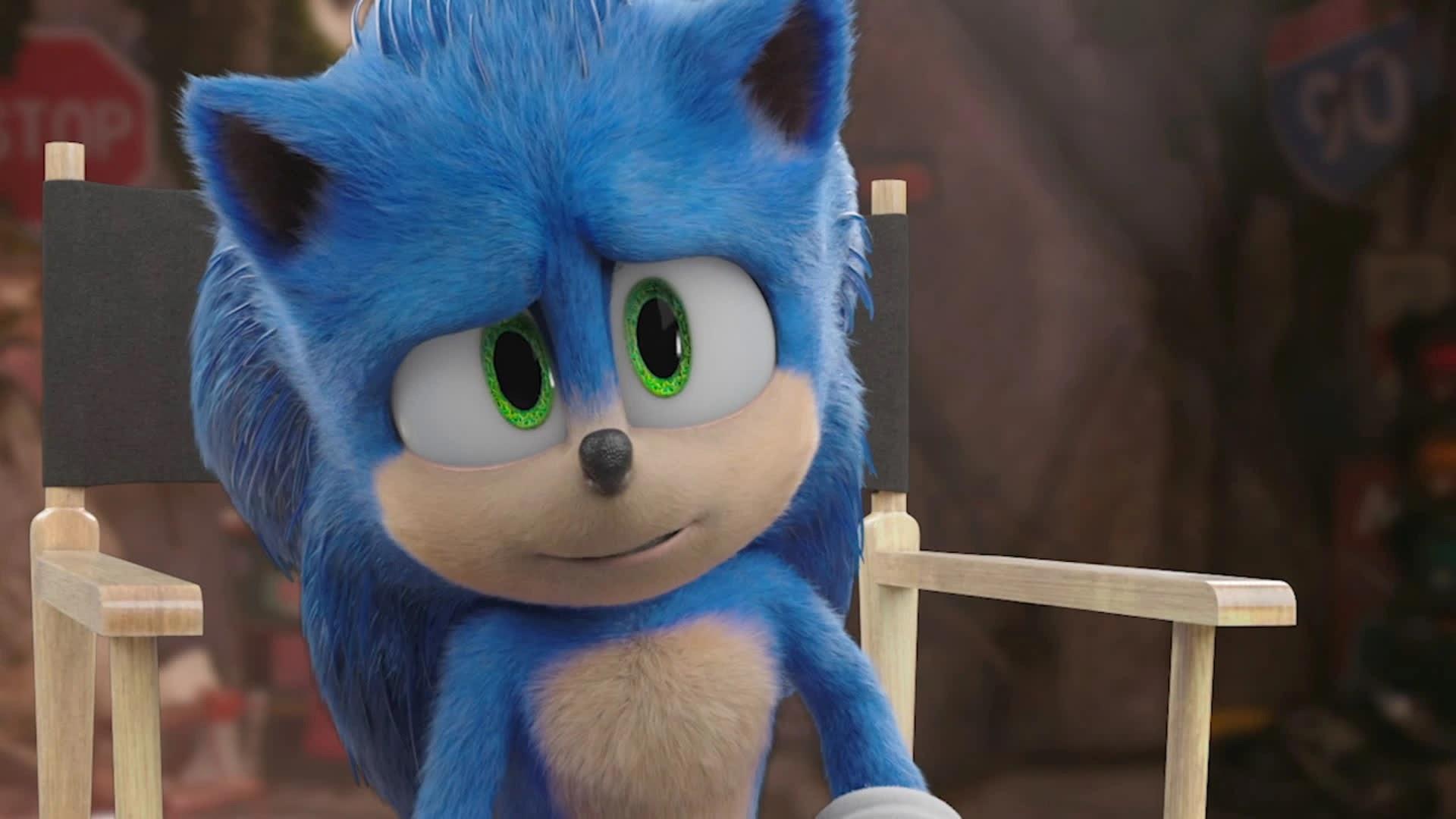 Sonic. Szybki jak Błyskawica pojawi się na Netflixie