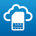 Cloud SIM: Second Phone Number - Calling & Texting icon