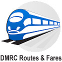 DMRC Routes and Fares icon