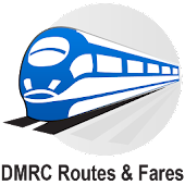 DMRC Routes and Fares