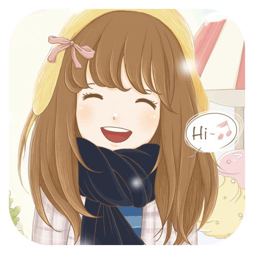 Smile Girl Live Wallpaper