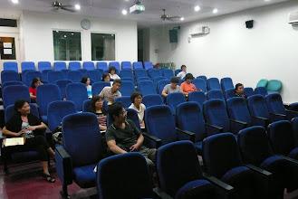Photo: 20110919口才技巧實務班