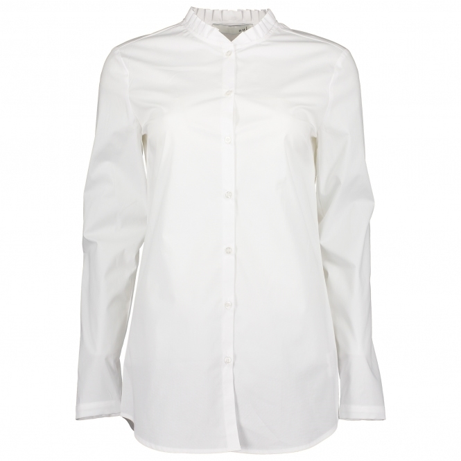 OUI Frilled Shirt