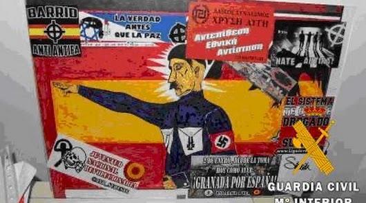 La Guardia Civil arresta a 9 neonazis de Antas Klan por palizas a inmigrantes