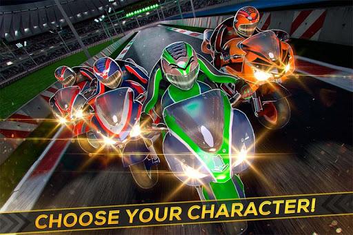 2017 Moto GP Racing - Speed Motorbike Competition 2.11.4 screenshots 3