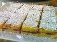 Chipotle Lemon Bars