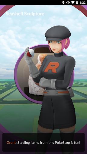 Pokémon GO  screenshots 2