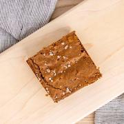 Sea Salt Caramel Brownie