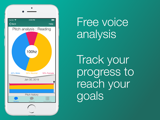 Christella VoiceUp - Feminize your voice 6.5.1 Screenshots 6
