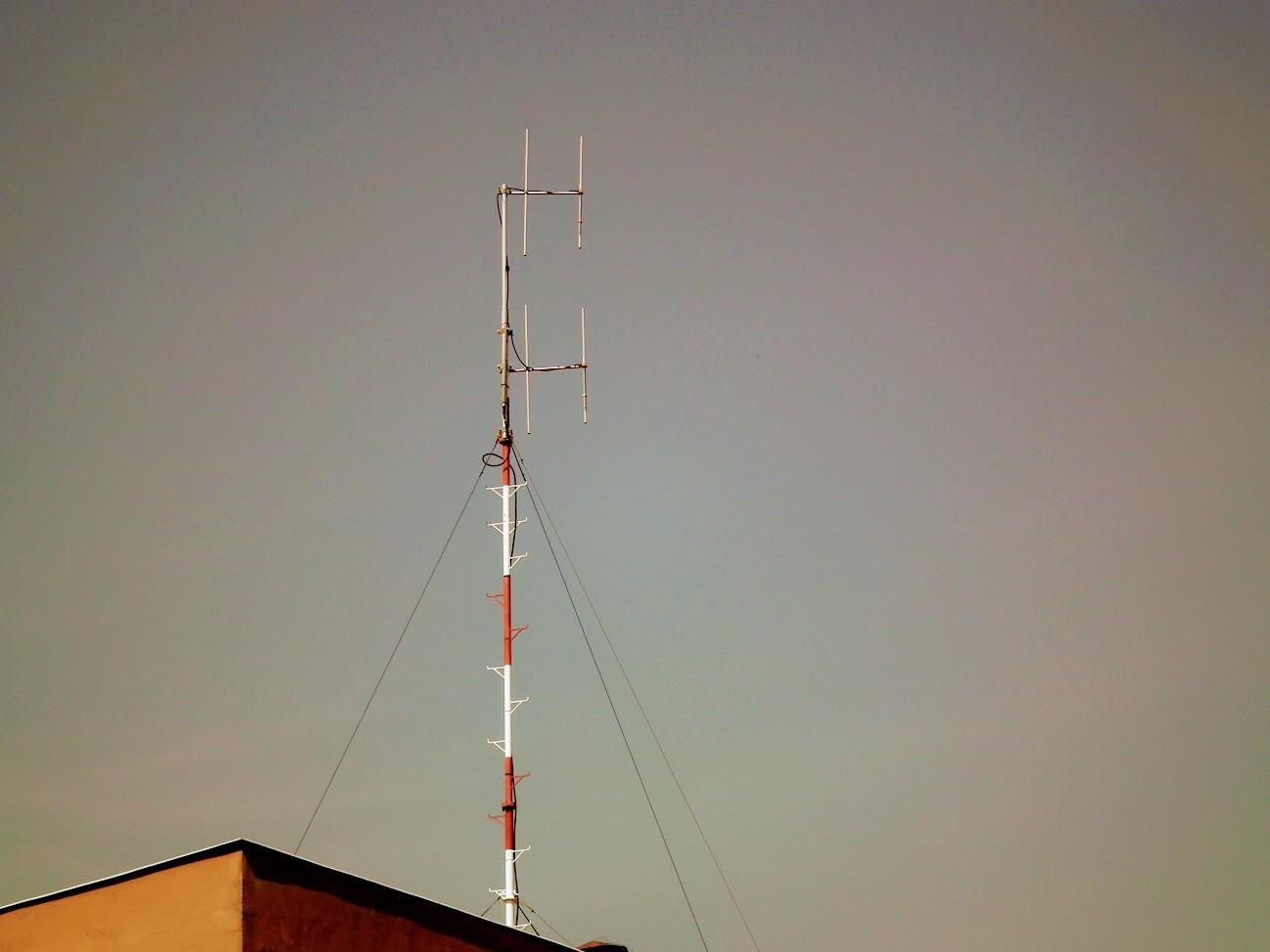 Barcs/Köztársaság útja 2./1. - helyi URH-FM adóállomás
