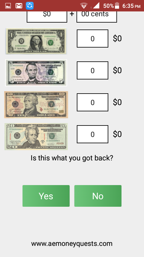 Money Back - Change 4 U- screenshot