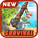 Survival Game: Lost Island 3D v 1.9 app icon