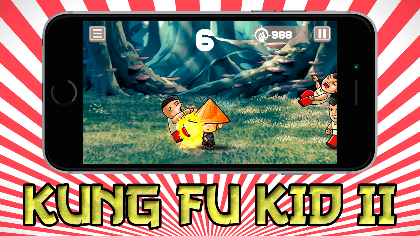 Kung Fu Kid II- screenshot