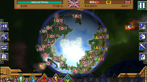 Rapture - World Conquest Screenshot