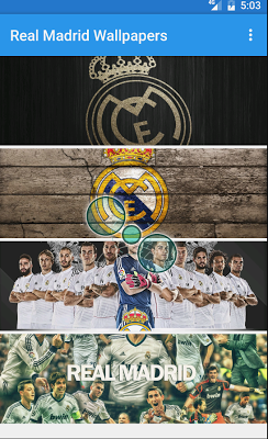 real madrid wallpaper for android