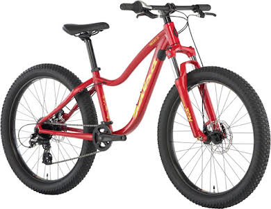 Salsa Timberjack Suspension 24+ Kids Mountain Bike alternate image 0