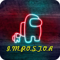 Among Us 2 Imposter ඞ Wallpaper 2021 icon