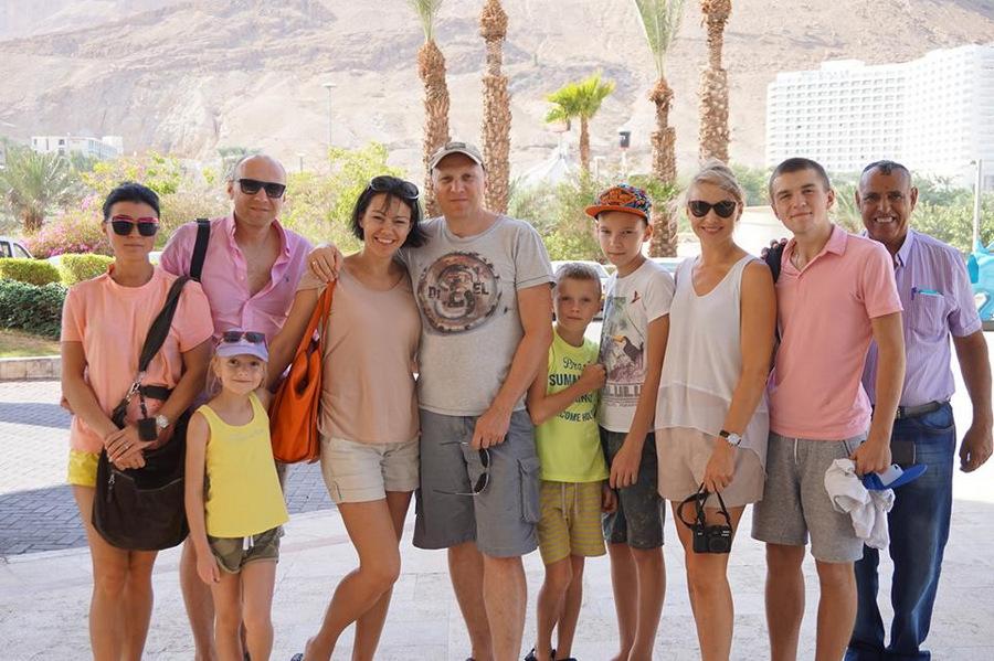 Отзав об экскурсии и гиде в Израиле
