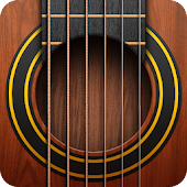Real Guitar Free - Chords, Tabs & Simulator Games Icon