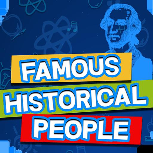 益智の有名な歴史人無料の楽しいクイズゲーム トリビア LOGO-HotApp4Game