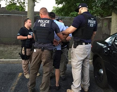 ICE busts illegal aliens in New York, including child rapists
