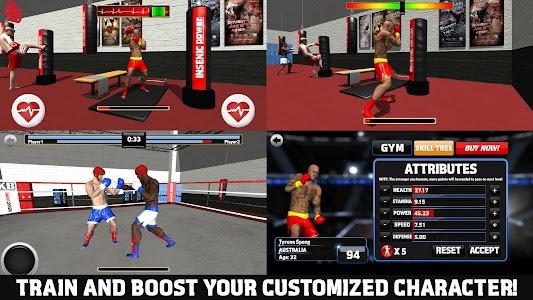 Kickboxing Road To Champion P v3.15 (Mod Money)