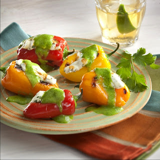 Stuffed Sweet Peppers Cream Cheese Recipes