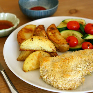 Panko Breaded Fish With No Frying