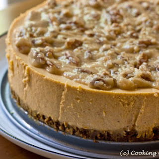 Pumpkin Cheesecake With Sweetened Condensed Milk Recipes.