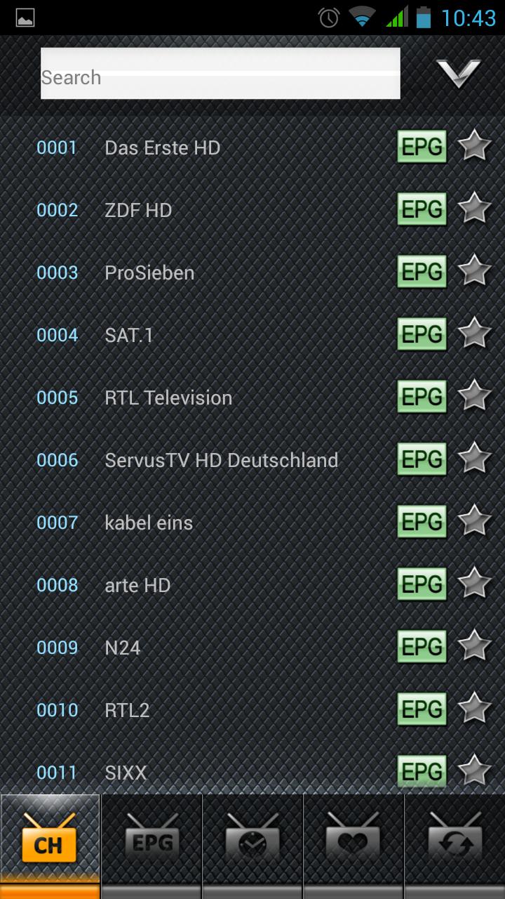 Скриншот TD Control