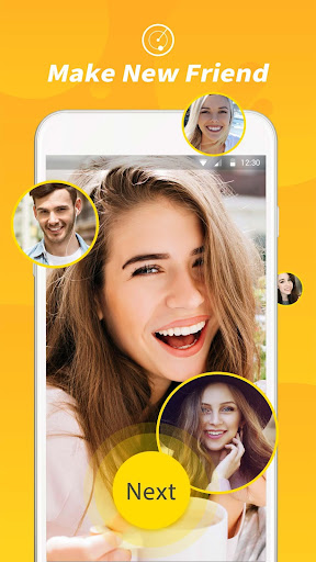 Live Chat - Meet new people via free video chat 3.0.03 screenshots 4