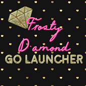 Frosty Diamond Go Launcher