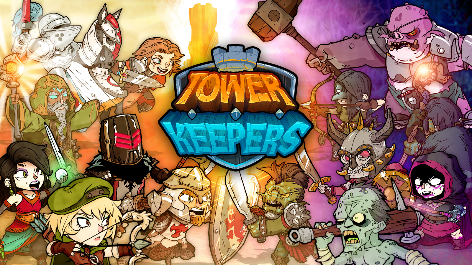 Tower Keepers- screenshot