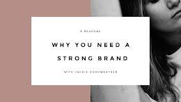 A Strong Brand - Presentation item