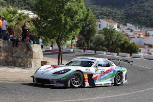Estreno con podio para Aznar y su nuevo Ginetta GT3