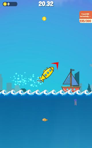 Submarine Jump!  screenshots 11
