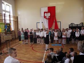 Photo: Zakończenie roku szkolnego klas 0-III