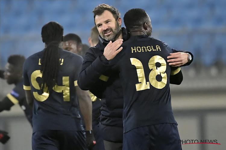 """Leko trots: """"We doen goeie zaak, niet alleen voor ons, maar ook voor Belgisch voetbal"""""""